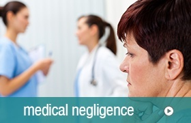 How much compensation for medical negligence